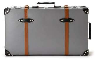 """Globe-trotter Luggage X Todd Snyder 30"""" Suitcase in Grey"""