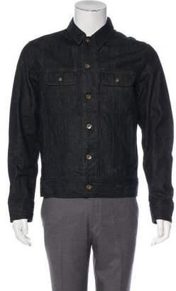 Rag & Bone Denim Trucker Jacket