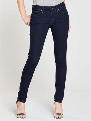 Levi's 711 Mid Rise Skinny Jean - Lone Wolf