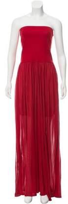 Derek Lam Strapless Maxi Dress w/ Tags