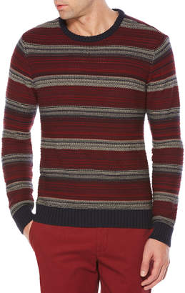 Original Penguin REVERSE STITCH CREW SWEATER