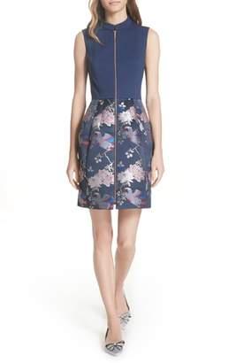 Ted Baker Jacquard Dress