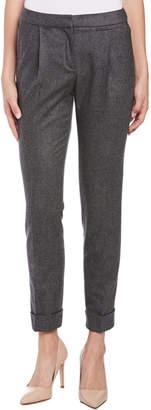 LK Bennett L.K.Bennett Wool-Blend Trouser