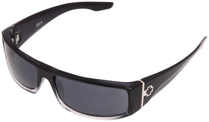 Spy Optic Cooper (Black Fade/Grey) - Eyewear