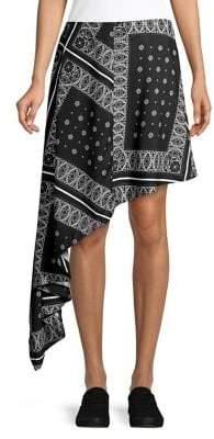 Calvin Klein Bandana Skirt