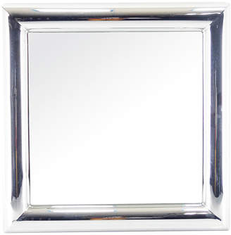 The Medford Collective Square Bullet Chrome Mirror
