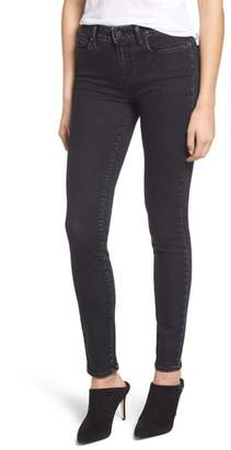 Paige 'Verdugo' Stretch Velvet Skinny Pants