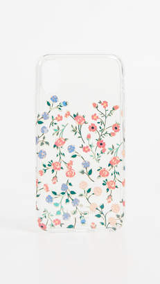 Kate Spade Mini Bloom Dip iPhone X Case