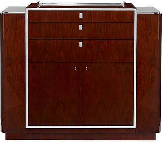 Ralph Lauren Home Duke Bar Cabinet - Penthouse Rosewood