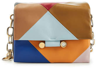 Marni Caddy Soft Leather Shoulder Bag