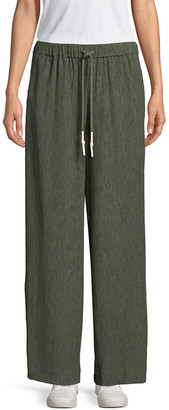 Camilla And Marc Magnolia Pleat Wide Leg Pant