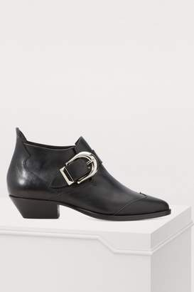 Roseanna Fox leather boots