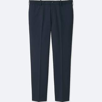 Uniqlo Men's Relaxed Ankle-length Pants (cotton)