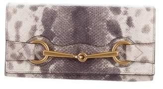 Gucci Horsebit Wallet On Chain