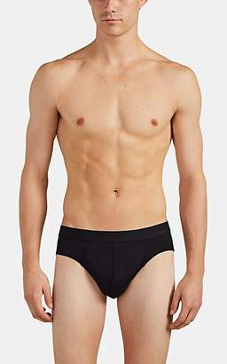 Hanro Men's Micro Touch Briefs - Black