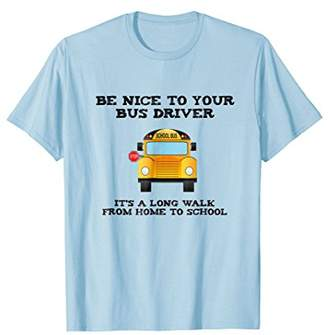 School Bus Driver Funny Gift T-Shirt - Back to School