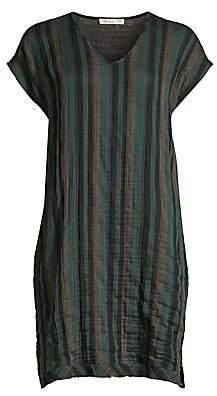 Eileen Fisher Women's Striped Cotton Gauze Caftan