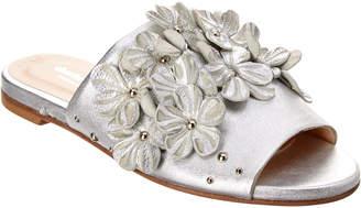 Charles David Sicilian Leather Flat
