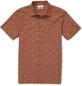 Billabong Men's Sundays Jacquard Shirt