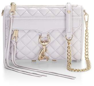 Rebecca Minkoff Quilted Mini M.A.C Crossbody