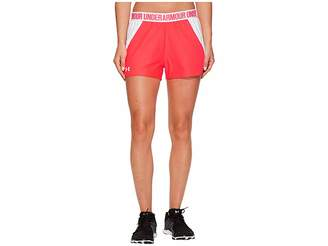 Under Armour New Play Up Shorts Women's Shorts