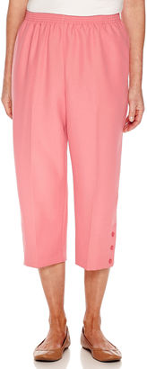 Alfred dunner capris shopstyle cropped for Alfred dunner wedding dresses