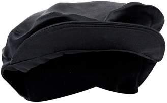 Dolce & Gabbana Black Viscose Hats