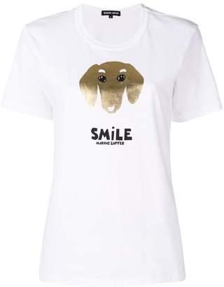 Markus Lupfer Anna Metallic Bertie T-shirt