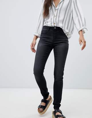 Pieces Five Betty High Waist Skinny Jeans