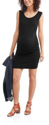 Liz Lange Maternity Maternity Tank Side Ruched Dress