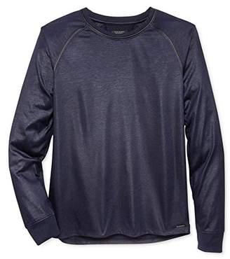 GUESS Men's Mason Raglan Long Sleeve T-Shirt