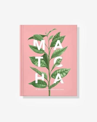 Express W&P Matcha 'A Lifestyle Guide' Recipe Book