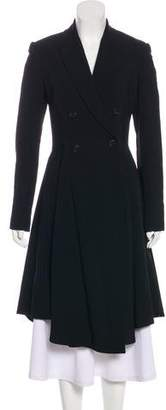 Givenchy Long Structured Coat