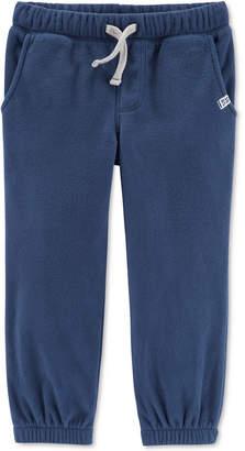 Carter's Baby Boys Pull-On Fleece Jogger Pants