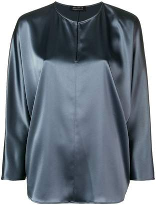Gianluca Capannolo satin blouse