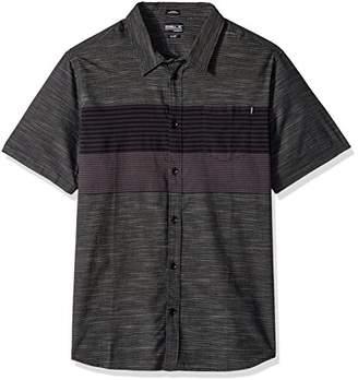 O'Neill Men's Altair Short Sleeve Woven Shirt