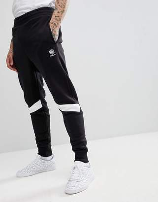 Reebok Joggers In Slim Fit In Black CD7464