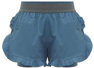 adidas by Stella McCartney Performance Base Shorts - Womens - Blue