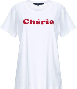 Tees And French Connection Shopstyle White Women's Tshirts dCerxBo