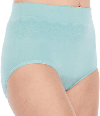 Vanity Fair No Pinch No Show Seamless Brief Panties- 13170