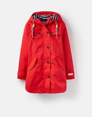Joules Clothing Coast mid length Waterproof Jacket