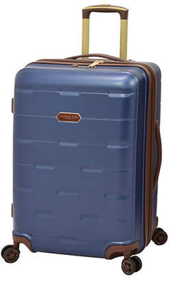 London Fog Newbury 24-Inch Hardside Expandable Spinner Suitcase