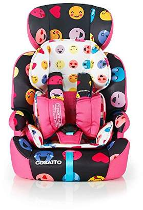 Cosatto Zoomi Car Seat Group 1 2 3 (9 - 36 kg) - Lolz