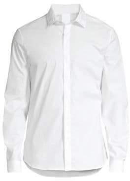 Versace Medusa Neck Shirt