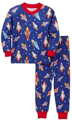 Sara's Prints Printed Pajamas (Toddler, Little Kid, & Big Kid)