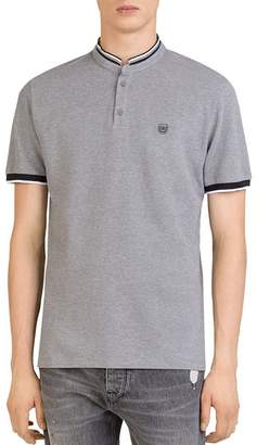 The Kooples Double-Collar Regular Fit Polo