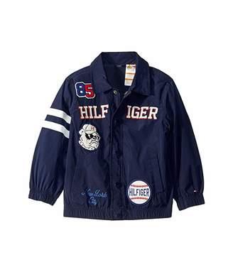 Tommy Hilfiger Adaptive Tyler Nylon Jacket (Little Kids/Big Kids)