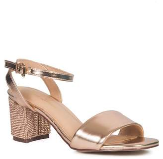 Ralph Lauren Lorraine Jamie Metallic Sandal