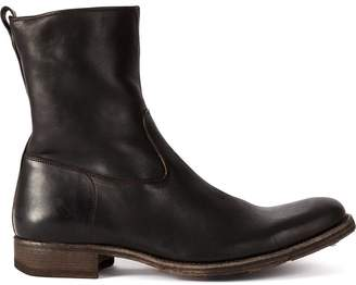 Officine Creative zip-up boots