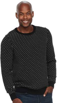 Croft & Barrow Men's Classic-Fit Crewneck Sweater